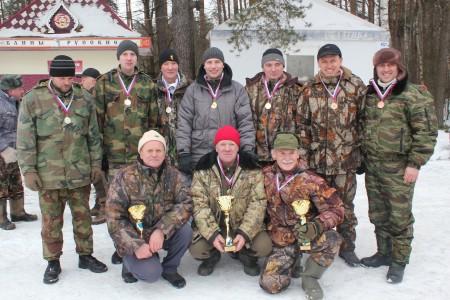 Общество охотников и рыболовов черемхово